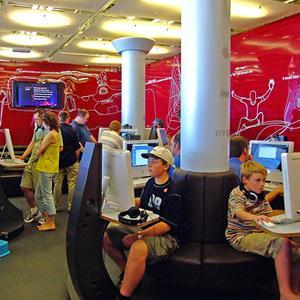 Интернет-кафе Оренбурга
