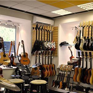 Музыкальные магазины Оренбурга