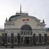Железнодорожные вокзалы в Оренбурге