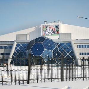 Спортивные комплексы Оренбурга